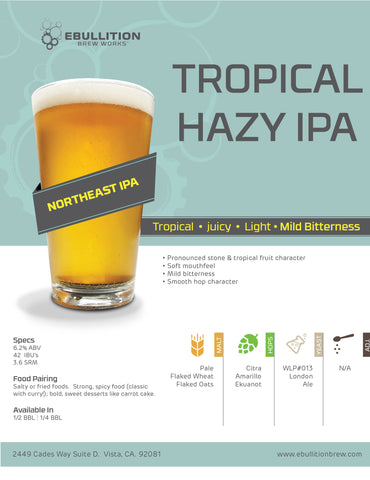 Tropical Hazy Ipa