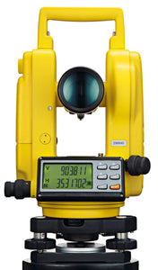 Yellow GeoMax ZIPP02 Theodolite for levelling