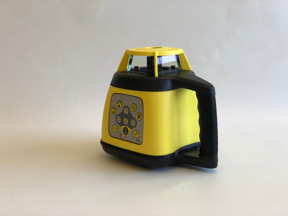Black and yellow UniLaser H310 with self-levelling