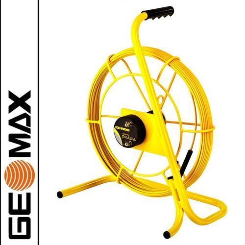 Yellow EziROD used in with the EZiTEX signal transmitter and EZiCAT cable locator