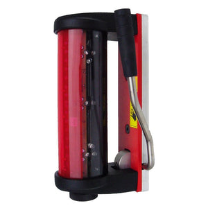 Red and Black GeoMax MR250 machine guidance