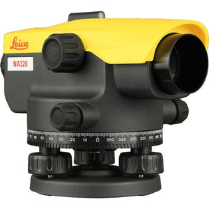 Yellow and Black Leica Level Series for NA320, NA324 and NA332