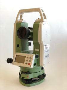 Grey and Green Universal DT402L Theodolite Laser Plummet
