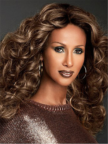 Iman Gorgeous Locks Collection Couture Curly Wigs