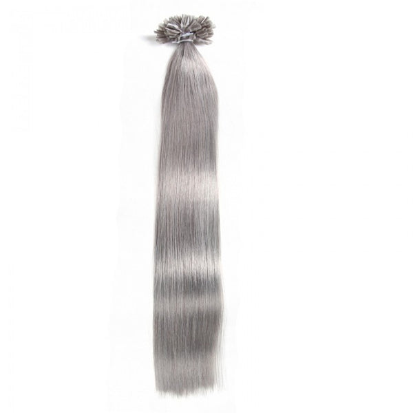 100s 0.5g/s Straight Nail/U Tip Virgin Hair Extensions #27 #60 #80 #613