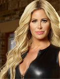 18 Long Wavy Capless Blonde Kim Zolciak Wigs