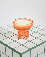 Load image into Gallery viewer, Orange Candle & Incense holder