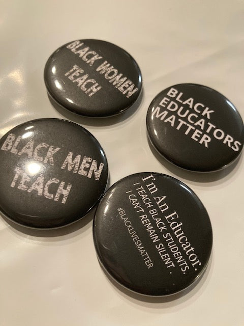 Black Educators Matter Pin