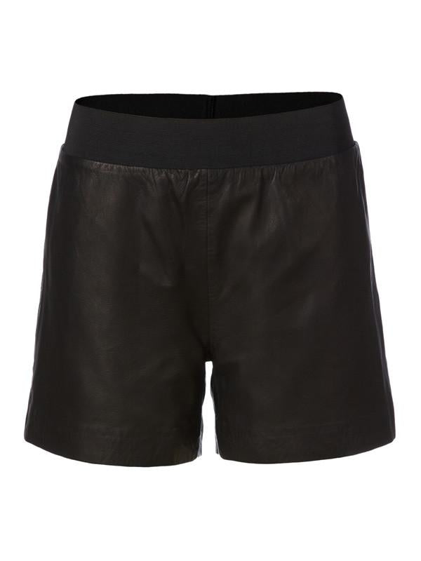 Stella Leather Shorts