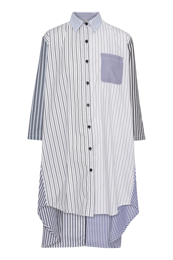 Asap mix shirt stripe