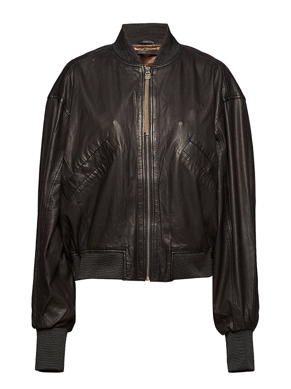 Tilde thin bomber jacket