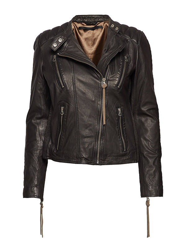 New thin summer biker jacket