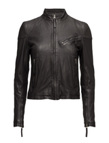 Kassandra Leather Jacket