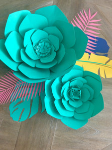 Racquel DIY Paper Flower Kit