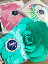 Load image into Gallery viewer, Racquel DIY Paper Flower Kit