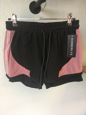 Monica Athletic Shorts - Restock