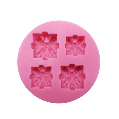 Snowflakes Silicone Mold Cake Decorating Suppliers