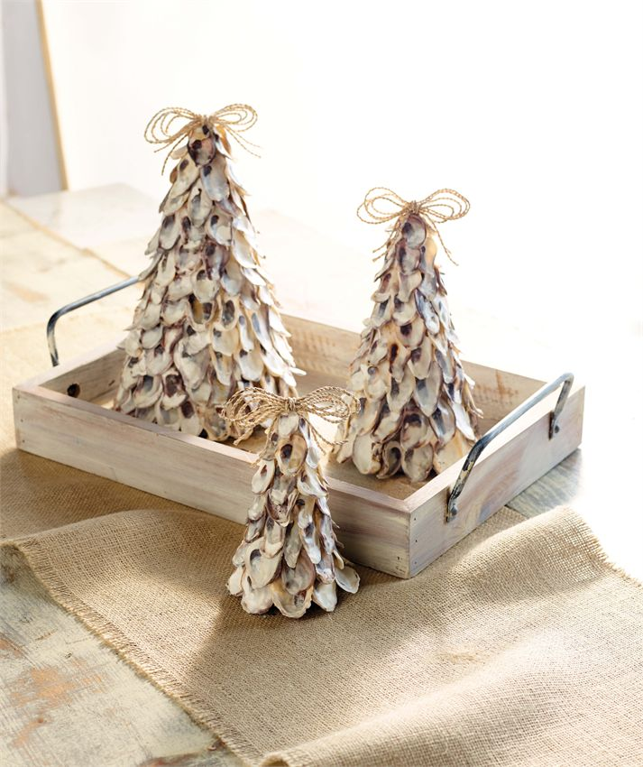 Oyster Shell Tree s/3