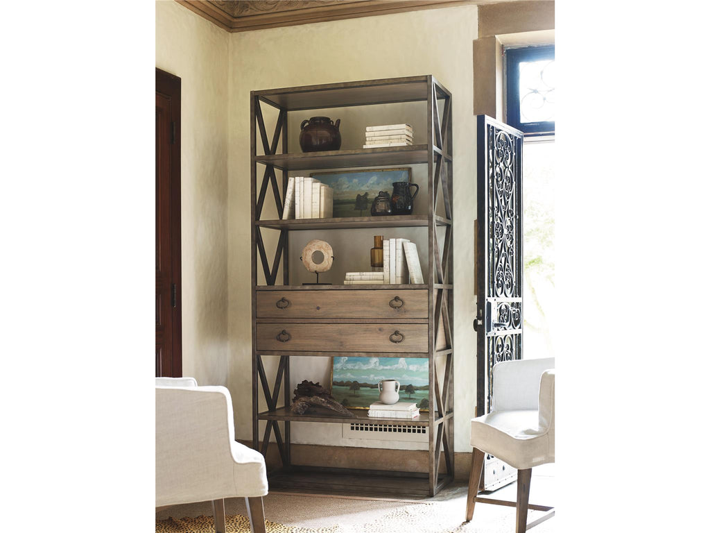 Authenticity Etagere