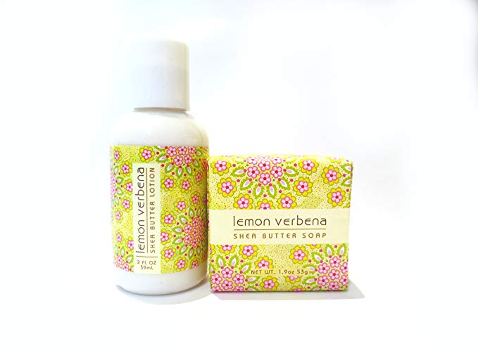 Lemon Verbena Soap and Lotion Gift Set
