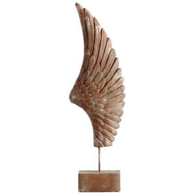 Feathers Of Flight Sculpture Right Wing
