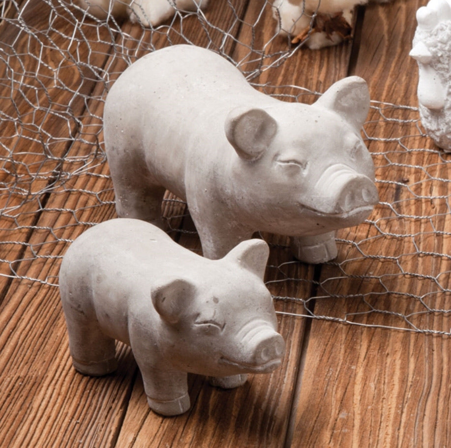 Chester Pig Set Of 2