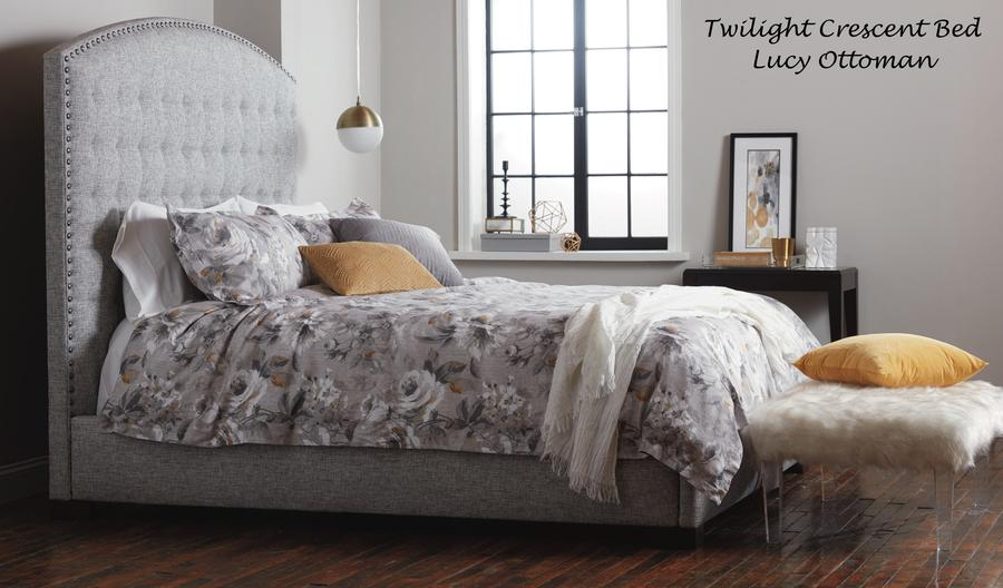 Twilight Variations Headboard & Beds