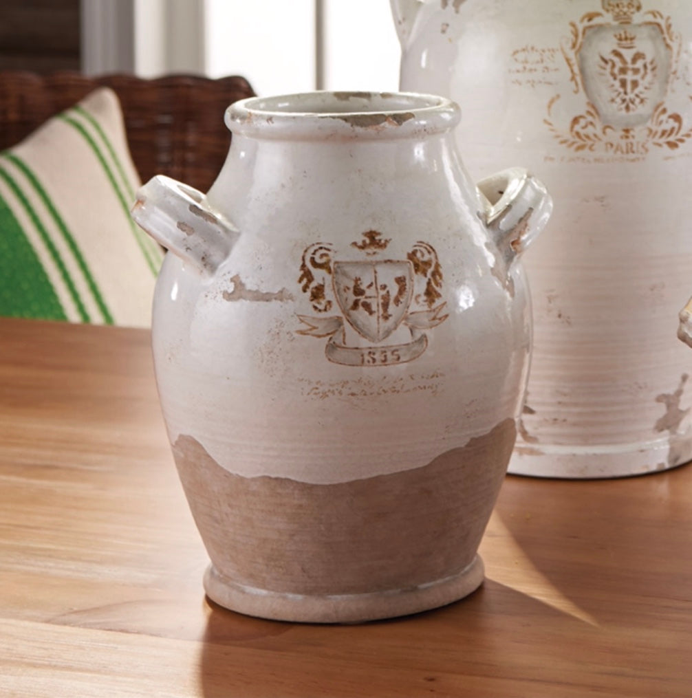Medium Trianon Urn with Handles