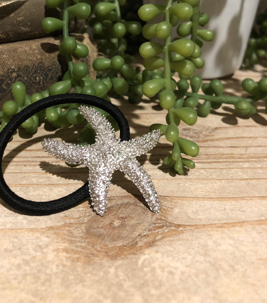 Cambria Silver Star Fish Band
