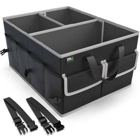 Car Trunk Organizer with Lid