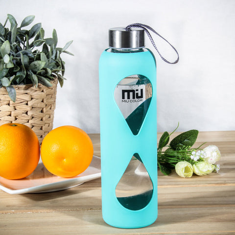 Miucolor water bottle that Free of BPA