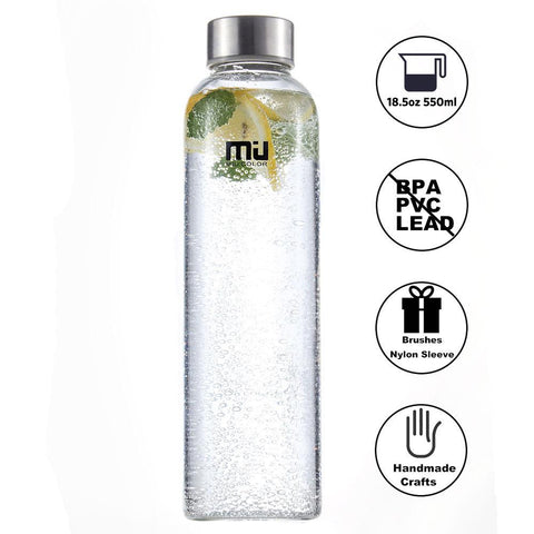 water bottle that easy to clean