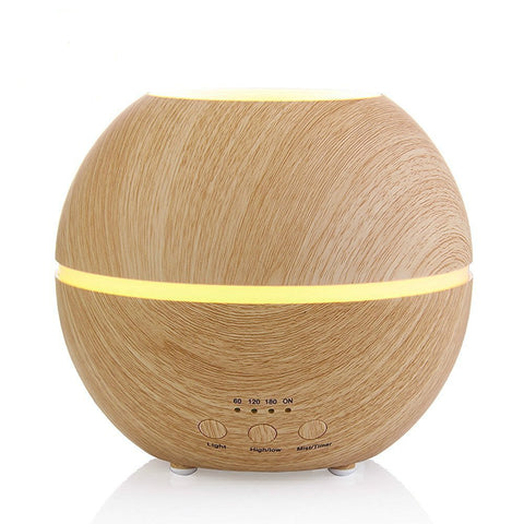 diffuser with a stylish, 'eco-modern' design
