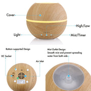 Serenity Essential Oil Diffuser (300ML)