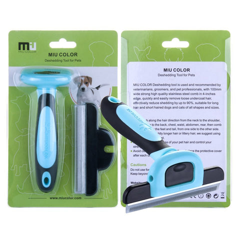 Grooming Brush with environmental protection material