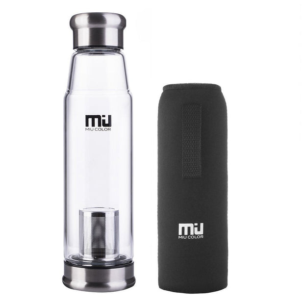 Water bottle with Ergonomically designed