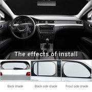 6 Pieces Cars Windshield Sunshades