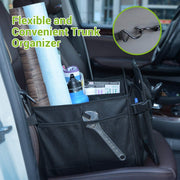 Foldable Car Trunk--Organizer Washable Automotive