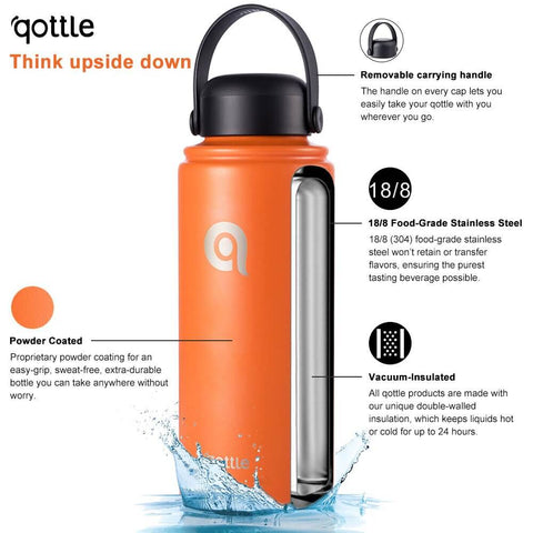 32oz Sport Water Bottle
