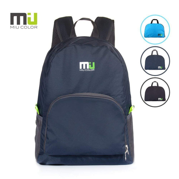 Foldable and Durable Lightweight Backpack
