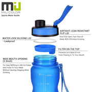 Easy to hold the water bottle and anti-skid