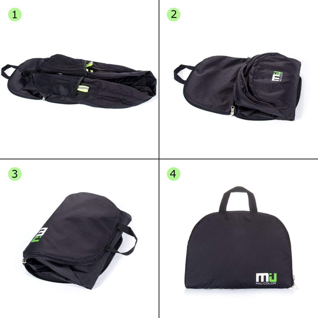 Miucolor Backpack with High Quantity Waterproof Nylon Fabric