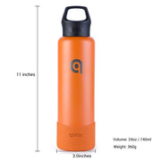 24oz Sport Water Bottle