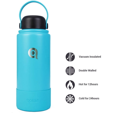 Qottle 32oz Sport Water Bottle