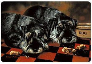 Schnauzers Placemat