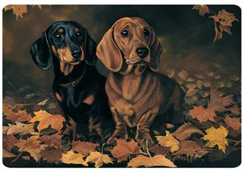 Dachshunds Placemat
