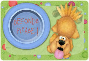 Seconds Please Placemat