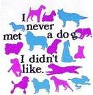 Never Met a Dog