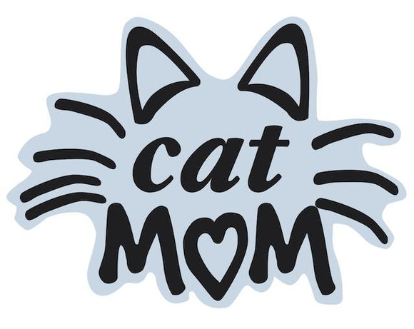 Cat Mom - Whiskers (Tees, Sweatshirts)