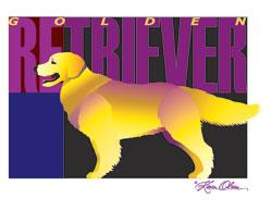 Golden Retriever (Tees, Sweatshirts)